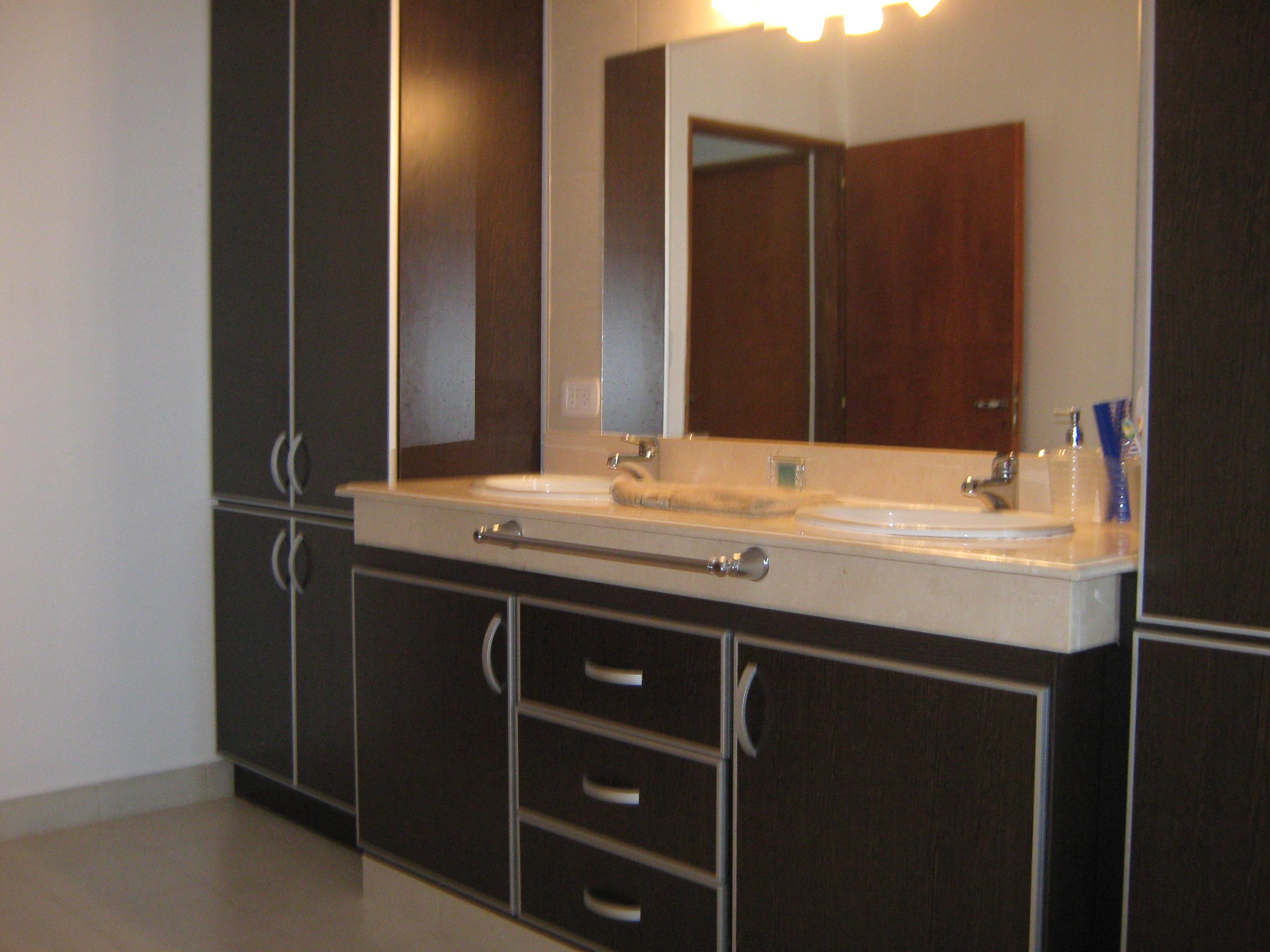 Mueble para ba o 9 alumil - Puertas para muebles de bano ...