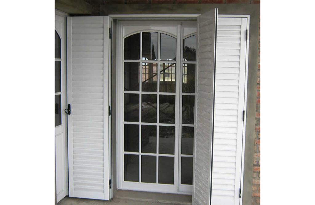 puertas balc n alumil